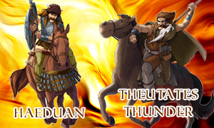 Travian Hint: Gauls Main Hitter Unit Type Choices